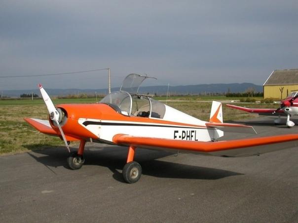 Jodel D112 Biplace