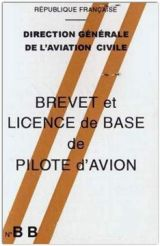 Brevet et License de Base de Pilote d'Avion