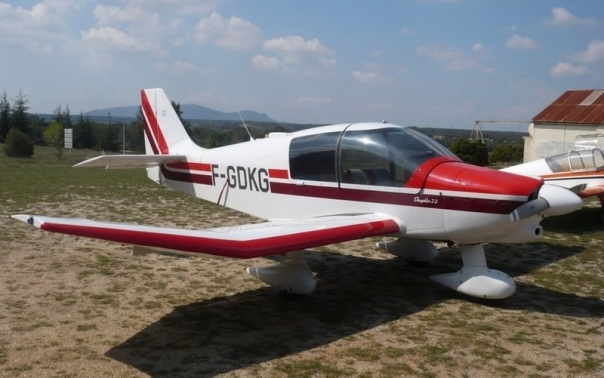 Robin DR400-120 Dauphin 2+2